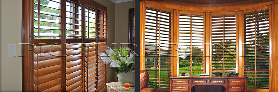 pictureblind 030 50364910 wood shutter. Black Bedroom Furniture Sets. Home Design Ideas
